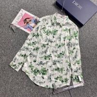 Christian Dior Shirts Long Sleeved For Men #883635