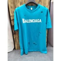 Balenciaga T-Shirts Short Sleeved For Unisex #884105