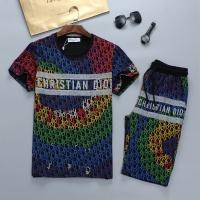 Christian Dior Tracksuits Short Sleeved For Men #884452