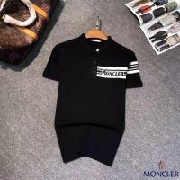 Moncler T-Shirts Short Sleeved For Men #884471