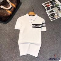 Moncler T-Shirts Short Sleeved For Men #884472