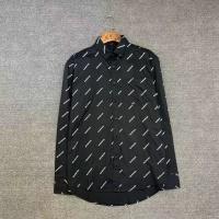 Balenciaga Shirts Long Sleeved For Men #885246