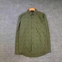 Balenciaga Shirts Long Sleeved For Men #885251