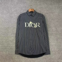 Christian Dior Shirts Long Sleeved For Men #885253