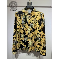 Versace Shirts Long Sleeved For Men #885264