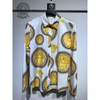 Versace Shirts Long Sleeved For Men #885265