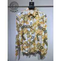 Versace Shirts Long Sleeved For Men #885266
