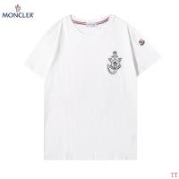 Moncler T-Shirts Short Sleeved For Men #885368