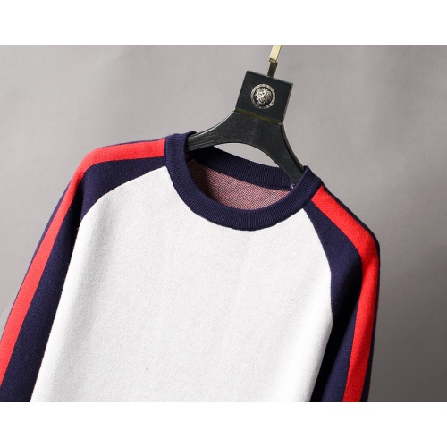Cheap Christian Dior Sweaters Long Sleeved For Men #886746 Replica Wholesale [$44.00 USD] [W#886746] on Replica Christian Dior Sweaters