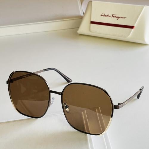 Ferragamo Salvatore FS AAA Quality Sunglasses #888309