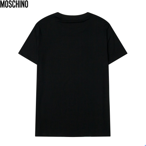 Cheap Moschino T-Shirts Short Sleeved For Men #891011 Replica Wholesale [$29.00 USD] [W#891011] on Replica Moschino T-Shirts