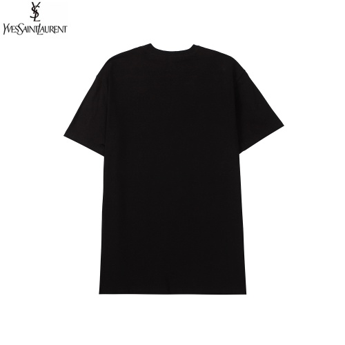Cheap Yves Saint Laurent YSL T-shirts Short Sleeved For Men #891026 Replica Wholesale [$27.00 USD] [W#891026] on Replica Yves Saint Laurent YSL T-shirts