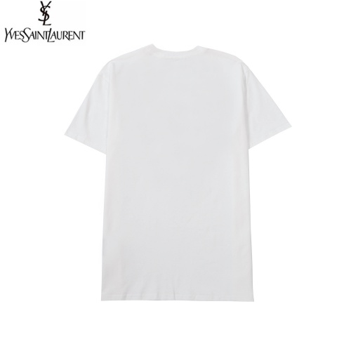 Cheap Yves Saint Laurent YSL T-shirts Short Sleeved For Men #891032 Replica Wholesale [$29.00 USD] [W#891032] on Replica Yves Saint Laurent YSL T-shirts