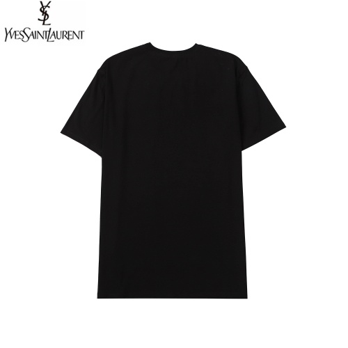 Cheap Yves Saint Laurent YSL T-shirts Short Sleeved For Men #891033 Replica Wholesale [$29.00 USD] [W#891033] on Replica Yves Saint Laurent YSL T-shirts