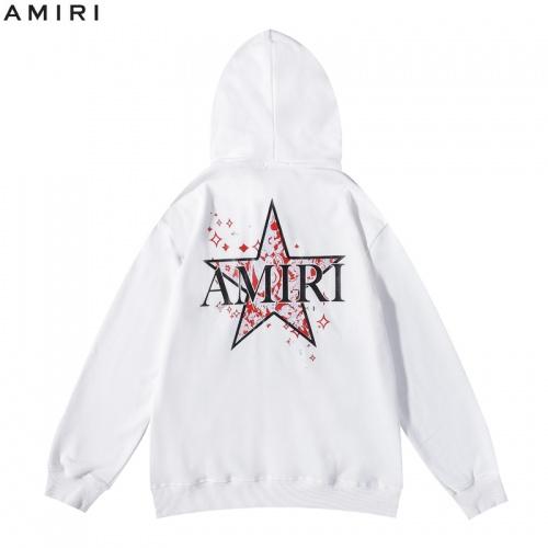 Cheap Amiri Hoodies Long Sleeved For Men #891038 Replica Wholesale [$41.00 USD] [W#891038] on Replica Amiri Hoodies