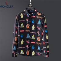 Moncler Shirts Long Sleeved For Men #885478