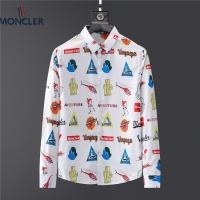Moncler Shirts Long Sleeved For Men #885479