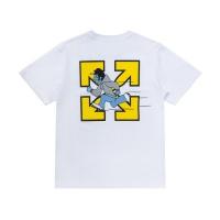 Off-White T-Shirts Short Sleeved For Men #885819