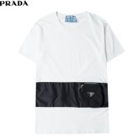 Prada T-Shirts Short Sleeved For Men #886271