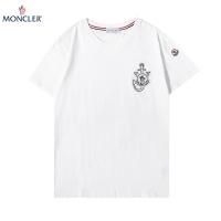 Moncler T-Shirts Short Sleeved For Men #886287