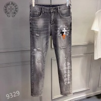 Chrome Hearts Jeans For Men #886956