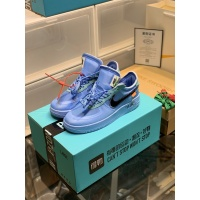Nike&Off-White Air Force 1 For Men #886984