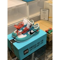 Nike&Off-White Air Force 1 For Men #886985