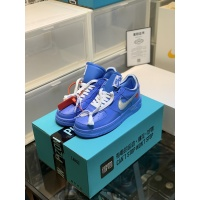 Nike&Off-White Air Force 1 For Men #886987