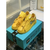 Nike&Off-White Air Force 1 For Men #886989