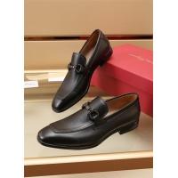 Ferragamo Salvatore FS Leather Shoes For Men #887960