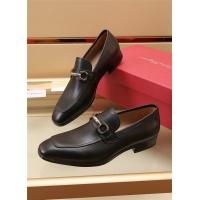 Ferragamo Salvatore FS Leather Shoes For Men #887961