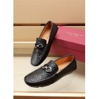 Ferragamo Salvatore FS Leather Shoes For Men #887966