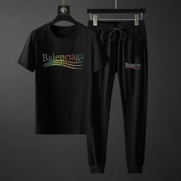 Balenciaga Fashion Tracksuits Short Sleeved For Men #888452
