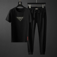 Prada Tracksuits Short Sleeved For Men #888453