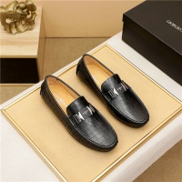 Armani Leather Shoes For Men #889436
