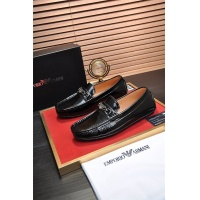 Armani Leather Shoes For Men #889439
