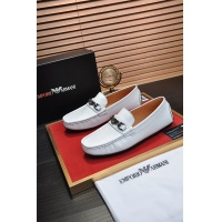 Armani Leather Shoes For Men #889440