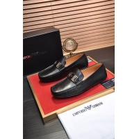Armani Leather Shoes For Men #889442