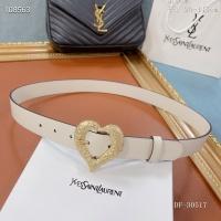 Yves Saint Laurent AAA Belts #889701