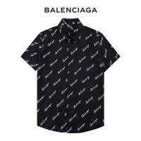 Balenciaga Shirts Short Sleeved For Men #890130