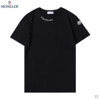Moncler T-Shirts Short Sleeved For Men #890456