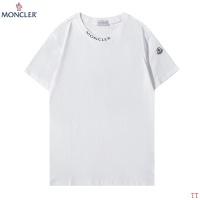 Moncler T-Shirts Short Sleeved For Men #890457
