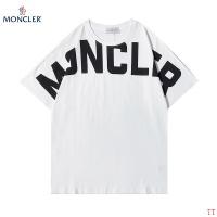 Moncler T-Shirts Short Sleeved For Men #890463