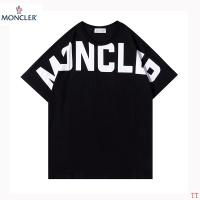 Moncler T-Shirts Short Sleeved For Men #890464