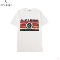 Yves Saint Laurent YSL T-shirts Short Sleeved For Men #890473