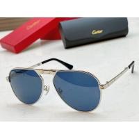 Cartier AAA Quality Sunglasses #890474