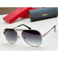 Cartier AAA Quality Sunglasses #890478