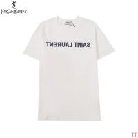 Yves Saint Laurent YSL T-shirts Short Sleeved For Men #890480