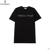 Yves Saint Laurent YSL T-shirts Short Sleeved For Men #890481