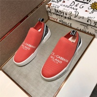 Dolce & Gabbana D&G Casual Shoes For Men #890592